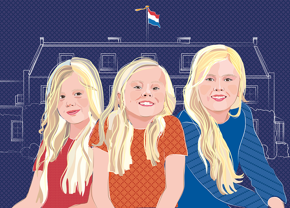 Kroonprinsesjes door Natacha Hulsebosch