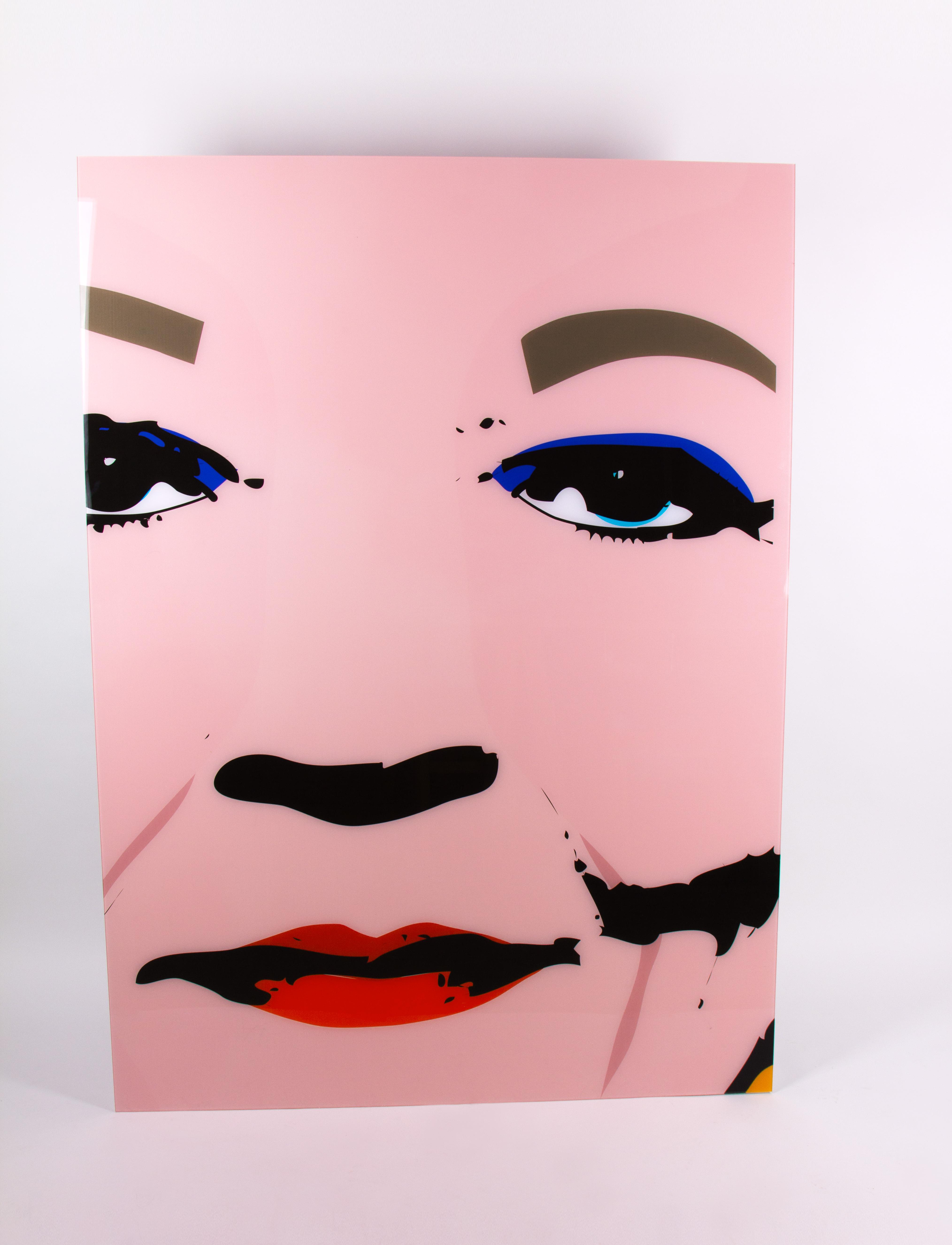 Beatrix beeld: Trixel van Natacha Hulsebosch